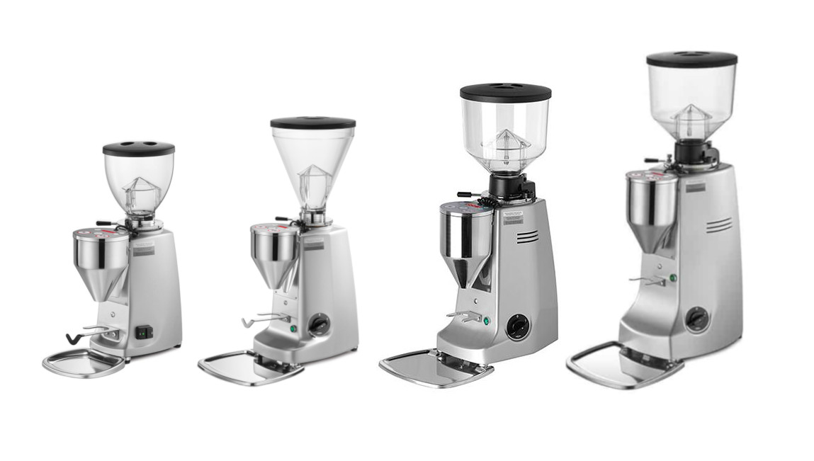 The Mazzer Electronic